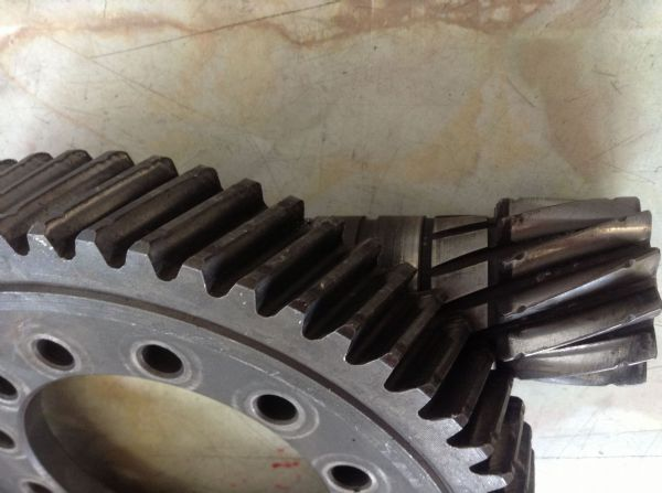 Talbot Express Petrol crownwheel And Pinion